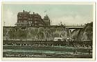 Newgate and Queens Gardens from beach  | Margate History