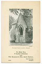St John's Church/South Porch 1924