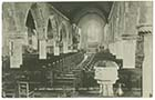 St John's Church/Interior 1916 [PC]