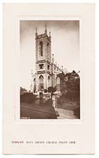 Trinity Church tower 1909 [PC]