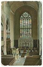Trinity Church Interior 1905 [PC]