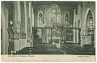 St Austin and Gregorys interior 1908 | Margate History