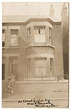 Westfield Road no 21 Westbrook 1907 | Margate History