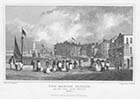 The Marine Parade and New Droit House Margate 1830 | Margate History