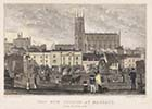 The New Church at Margate 1830
