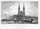 The Reculver's Church 1830