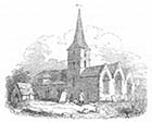 Birchington church 1831