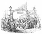 Entrance to Jetty 1831 | Margate History