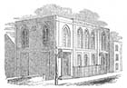 Hawley Square Chapel {Wesleyan Methodists] 1831