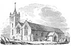 St. John's Church [Old Church] 1831