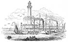 Margate Harbour 1831