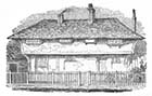 Old House King Street 1831