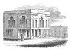 Royal Hotel [Howe; Cecil Square]  1831