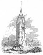Quex: Waterloo Tower 1831