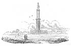 Whitfield Tower [near Northdown] 1831