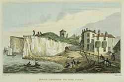 Road Leading to the Fort | Margate History