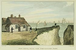 New Gate, with the Prevention Post | Margate History