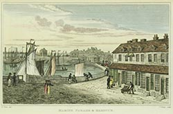 Marine Parade & Harbour | Margate History