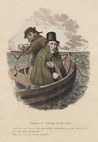 Fishing for Whiting at Margate 1836 | Margate History