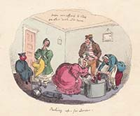 Packing up for London  1829 | Margate History