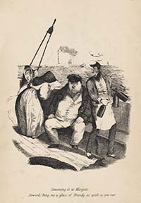 Steaming it to Margate 1836 | Margate History