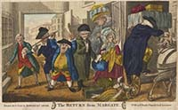 The Return from Margate 1782  | Margate History
