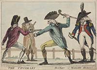 The Tipperary Duellists or Margate Heroes 1790 | Margate History