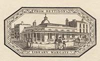 Bettison's-Library Hawley Square | Margate History