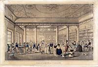 Hall's Library at Margate 1789 | Margate History