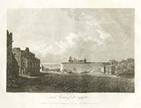N.W. View of Kingsgate Garner 1793 | Margate History