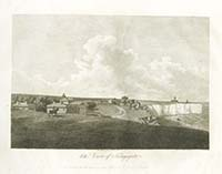 S.E. View of Kingsgate Garner 1793 | Margate History