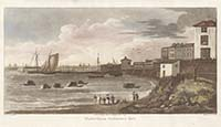 Margate from Hazardous Row  1809 | Margate History