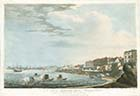 A View of Margate, with the Bathing Place; from a drawing by T. Smith 1786 | Margate History