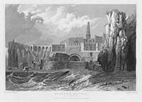 Clifton Baths ca 1835