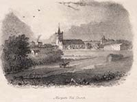Margate Old Church 1828