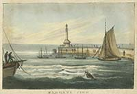Margate Pier [Polygraph: 1825-1828]  | Margate History