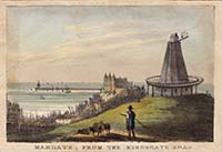 Margate from the Kingsgate Road [Polygraph: 1825-1828]  | Margate History