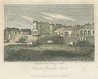 Margate from the Sands 1817 | Margate History