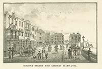 Marine Parade and Library | Margate History