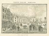 Marine Parade storm approaching | Margate History