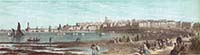 Nelson Margate from Royal Crescent [Panorama] 1867 | Margate History