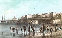 Nelson Old Bathing Rooms 1867 | Margate History