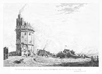 North Foreland Lighthouse ca 1780