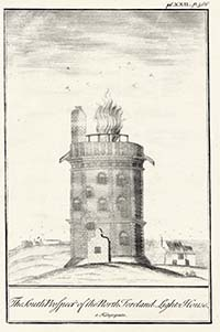 North Foreland Lighthouse Lewis 1736 | Margate History