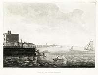 View on the Parade Margate 1789