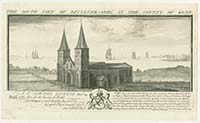 Reculver J and N Buck 1735 | Margate History