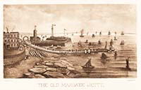 The Old Margate Jetty 1853