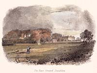 The Race Ground Dandelion  1828 | Margate History