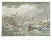 The storm off Margate  | Margate History