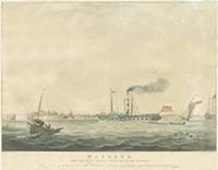 Venus Steam Packet 1823 | Margate History